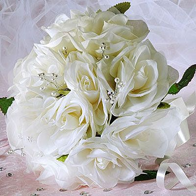 French Rose Wedding Bouquet