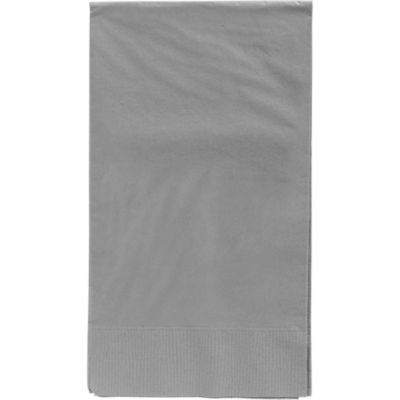 Silver Guest Towels 16ct