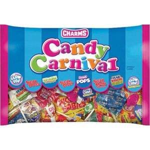 Charms Candy Carnival 150pc