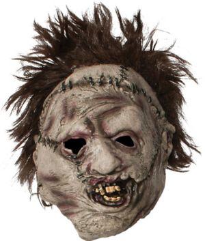 Vinyl Leatherface Mask