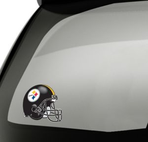 Pittsburgh Steelers Helmet Decal