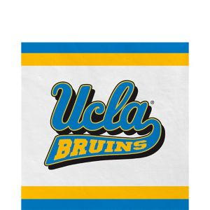 UCLA Bruins Lunch Napkins 20ct