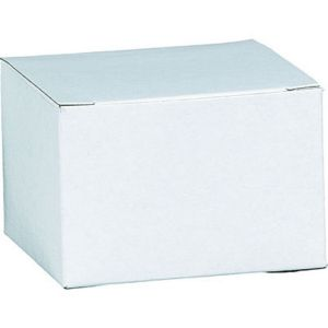 White Jewelry Gift Box