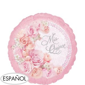 Quinceanera Balloon - Mis Quince Blossom