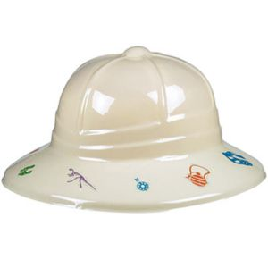 Prehistoric Dinosaurs Pith Helmet