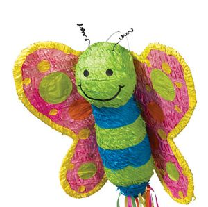 Pull String Butterfly Pinata