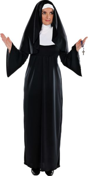 Adult Holy Sister Nun Costume