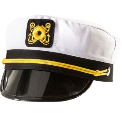 Skipper Captain Hat