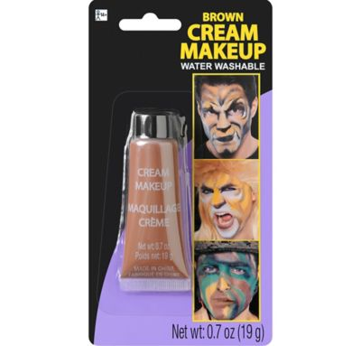 Brown Cream Makeup 0.7oz
