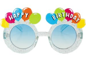 Birthday Sunglasses