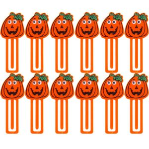 Pumpkin Bookmarks 12ct