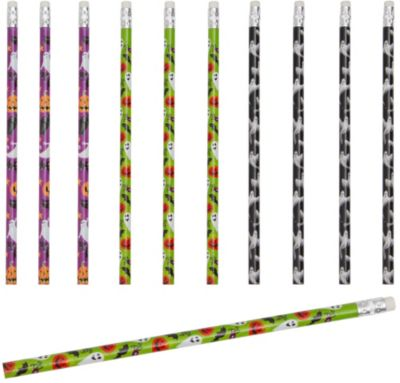 Halloween Pencils 24ct