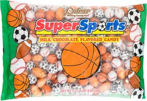 Palmer SuperSports Chocolate Balls 185pc