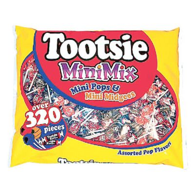 Tootsie Mini Mix 320ct