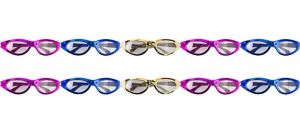Sporty Sunglasses 10ct