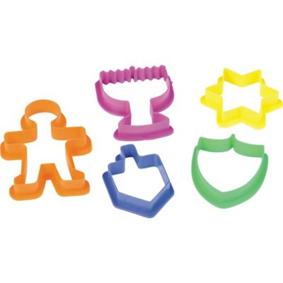 Hanukkah Cookie Cutter Set 5pc