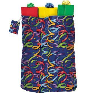 Celebration Streamers Gift Sack