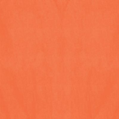 Orange Tissue Paper 8ct