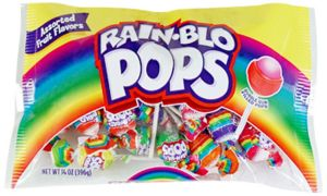 Rainblo Pops 25pc