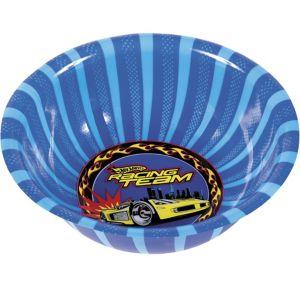 Hot Wheels Plastic Bowl