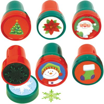 Christmas Stampers 6ct