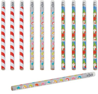 Christmas Pencils 24ct