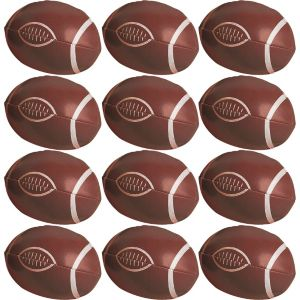 Soft Footballs 12ct
