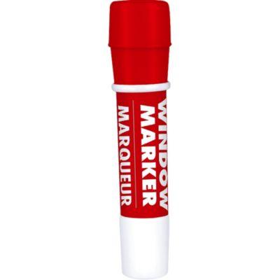 Red Window Marker 4 1/2in