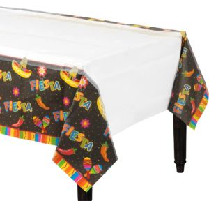 Bright Fiesta Table Cover
