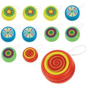 Printed Yo-Yos 20ct
