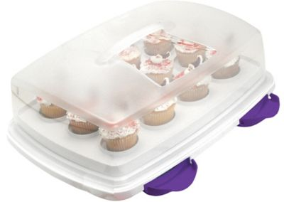 Ultimate 3-in-1 Cake & Cupcake Caddy