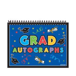 Graduation Autograph Book