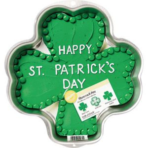 Shamrock Baking Pan
