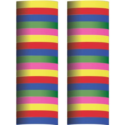 Colorful Paper Serpentines 2ct