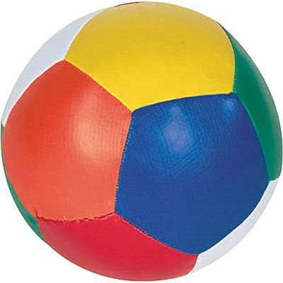 Rainbow Soccer Ball