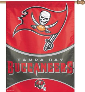 Tampa Bay Buccaneers Banner Flag