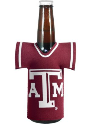 Texas A&M Aggies Jersey Bottle Coozie