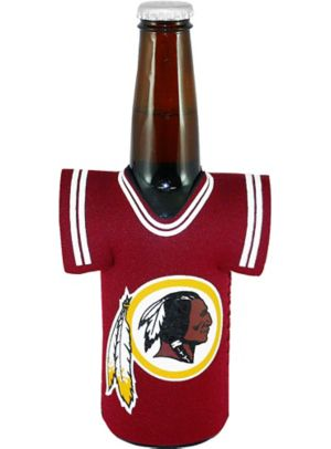 Washington Redskins Jersey Bottle Coozie
