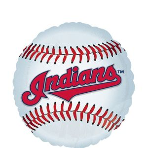Cleveland Indians Balloon - Baseball