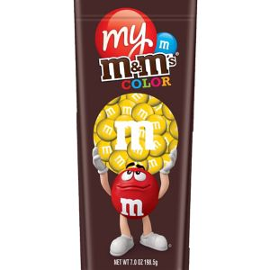 Yellow Milk Chocolate M&M's 225pc