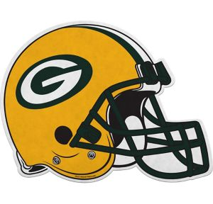 Green Bay Packers Helmet Pennant