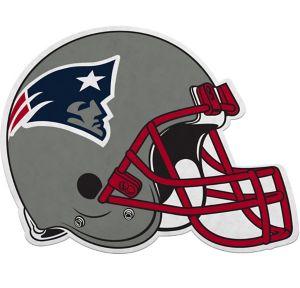 New England Patriots Helmet Pennant