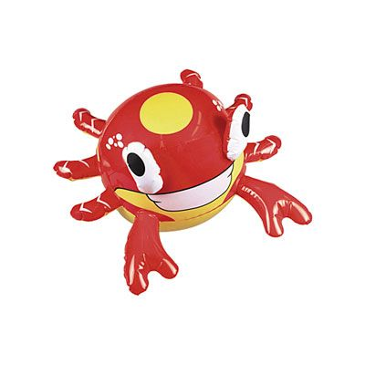 Inflatable Crab Beach Ball