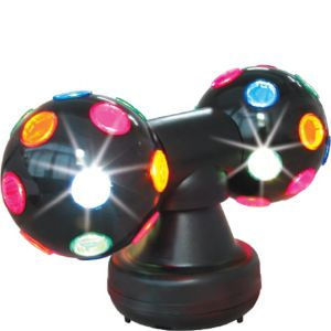 Deluxe Rainbow Disco Light