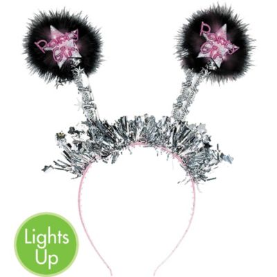 Party Girl Light Up Head Bopper