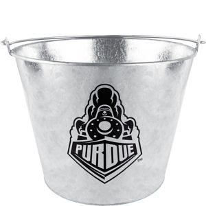 Purdue Boilermakers Galvanized Bucket
