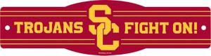USC Trojans Street Sign