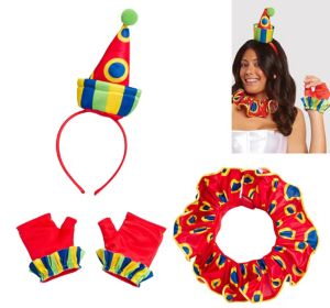 Sassy Clown Accessory Kit