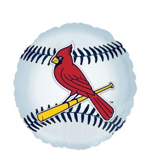 St. Louis Cardinals Balloon - Baseball