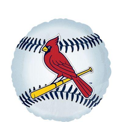 St. Louis Cardinals Balloon - Baseball